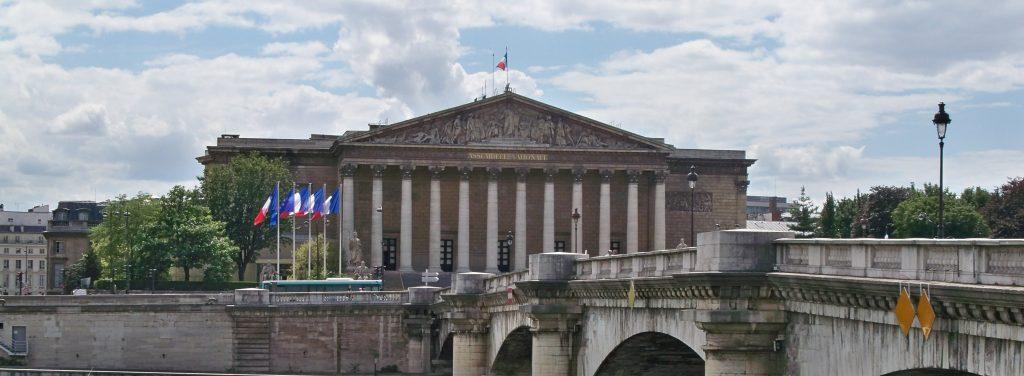 Assemblée nationale (image domaine public)