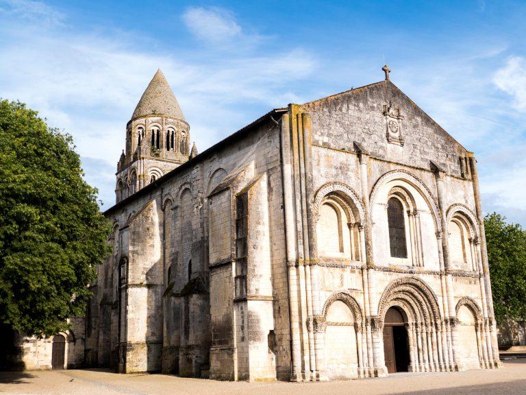 L'église de l'abbaye-aux-dames