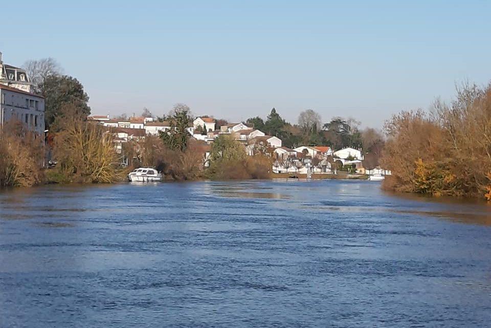 La Charente est en caprice