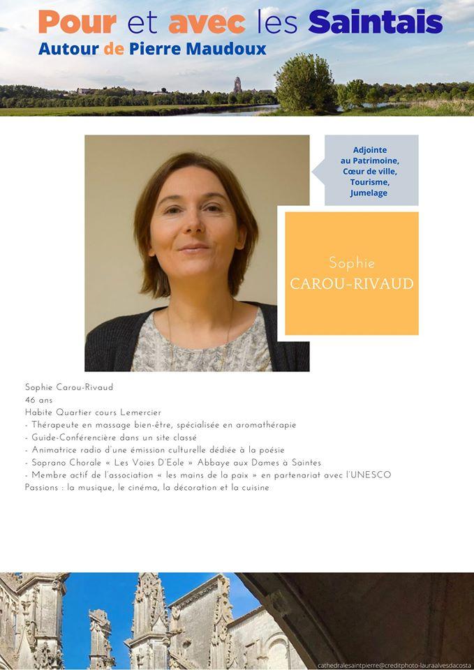 Sophie Carou-Rivaud