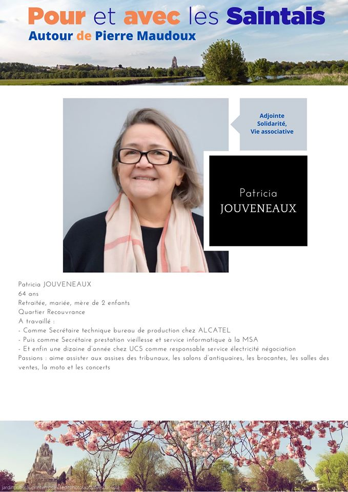 Patricia Jouveneaux : présentation