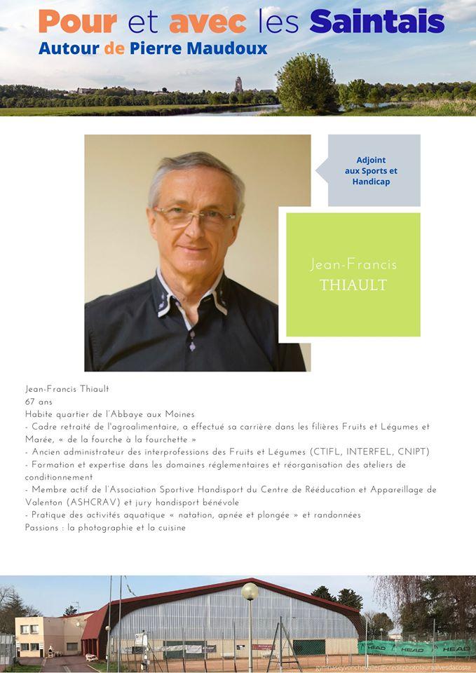 Jean-Francis Thiault