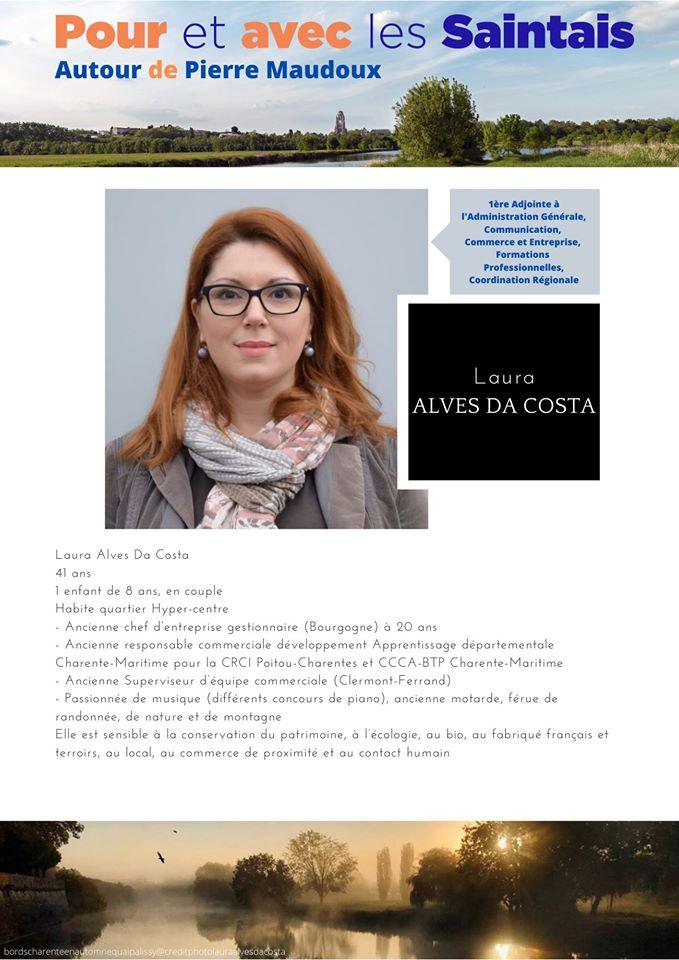 Laura Alves Da Costa : présentation