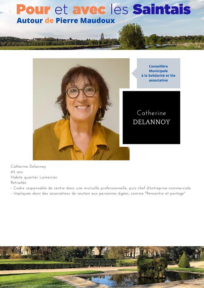 Catherine Delannoy