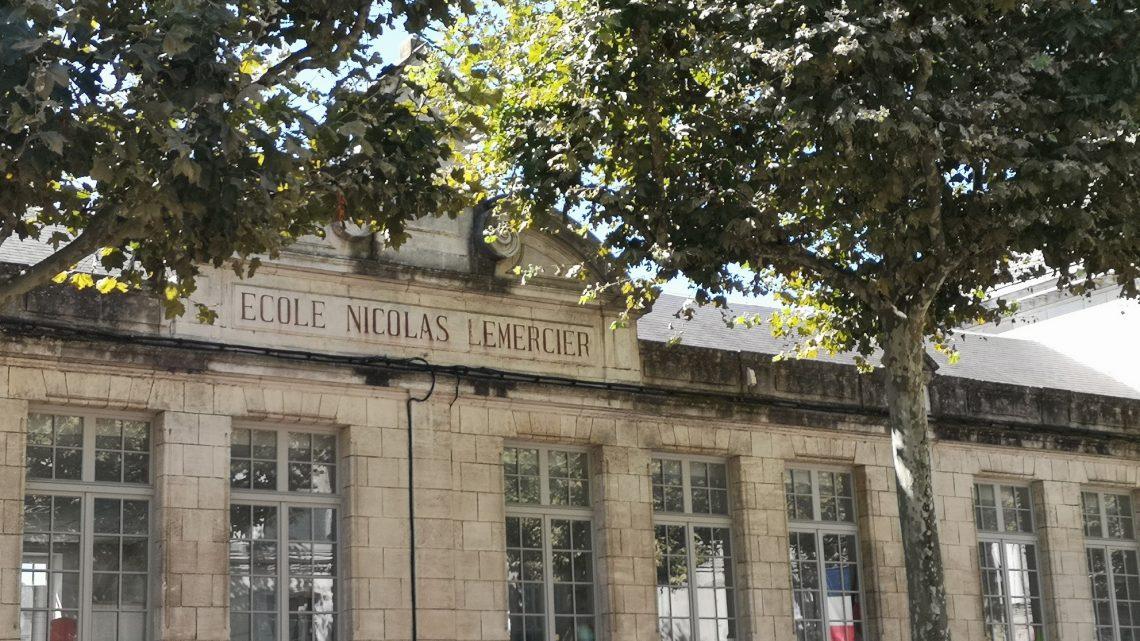 Lettre conjointe adressée à Jean-Philippe Machon maire de Saintes par Pierre Dietz et Pierre Maudoux